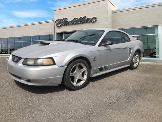 Pre-Owned 2004 Ford Mustang GT Deluxe