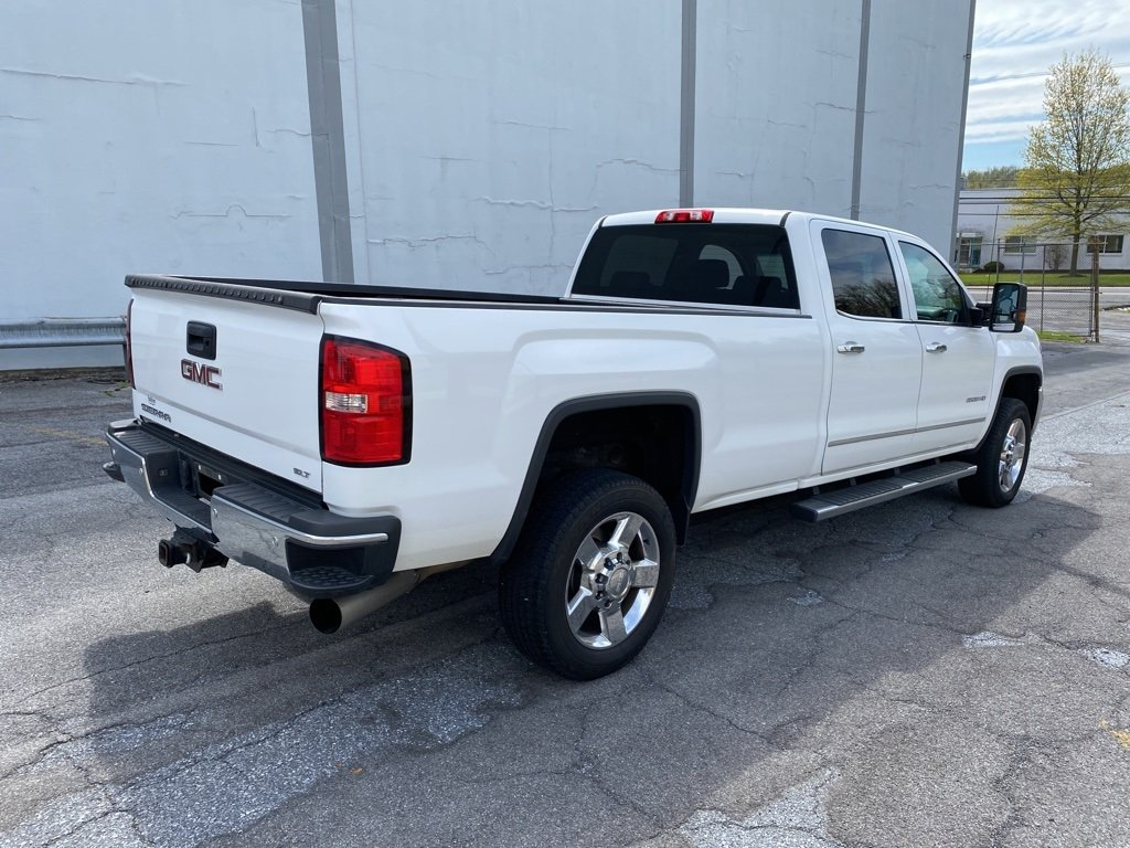 Pre-Owned 2015 GMC Sierra 2500HD available WiFi SLT