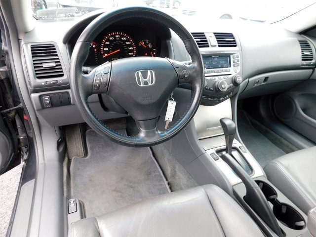 Pre-Owned 2007 Honda Accord Cpe EX-L