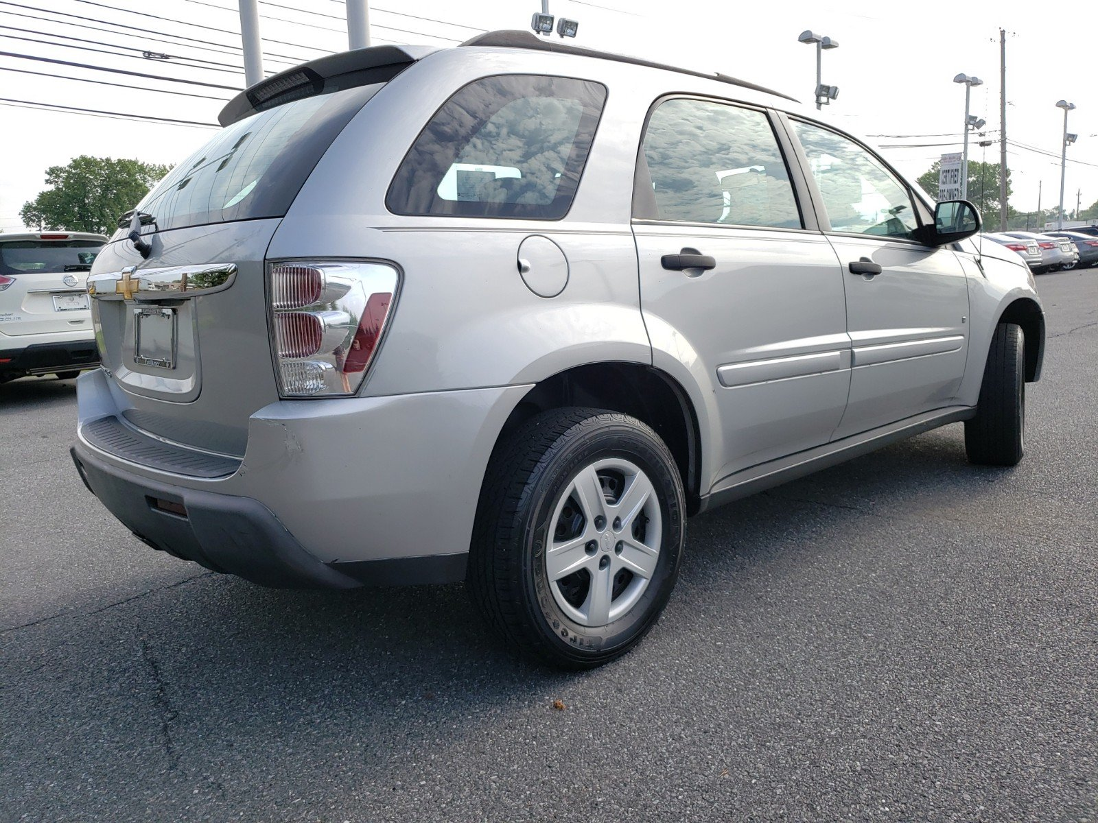 Pre-Owned 2006 Chevrolet Equinox LS