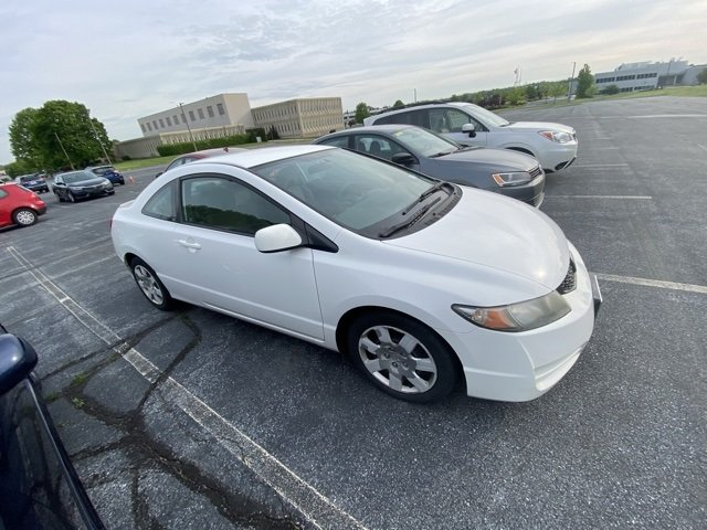 Pre-Owned 2011 Honda Civic Cpe LX
