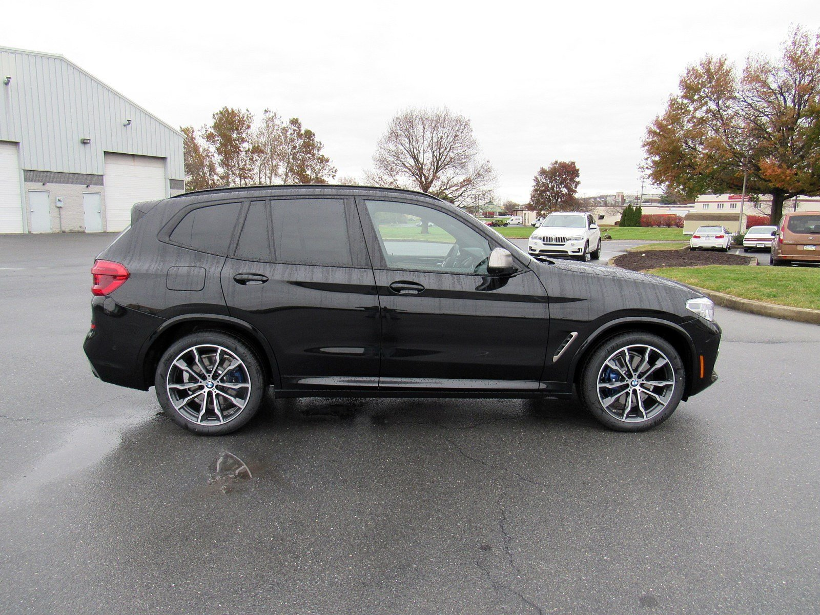 Certified Pre-Owned 2019 BMW X3 M40i