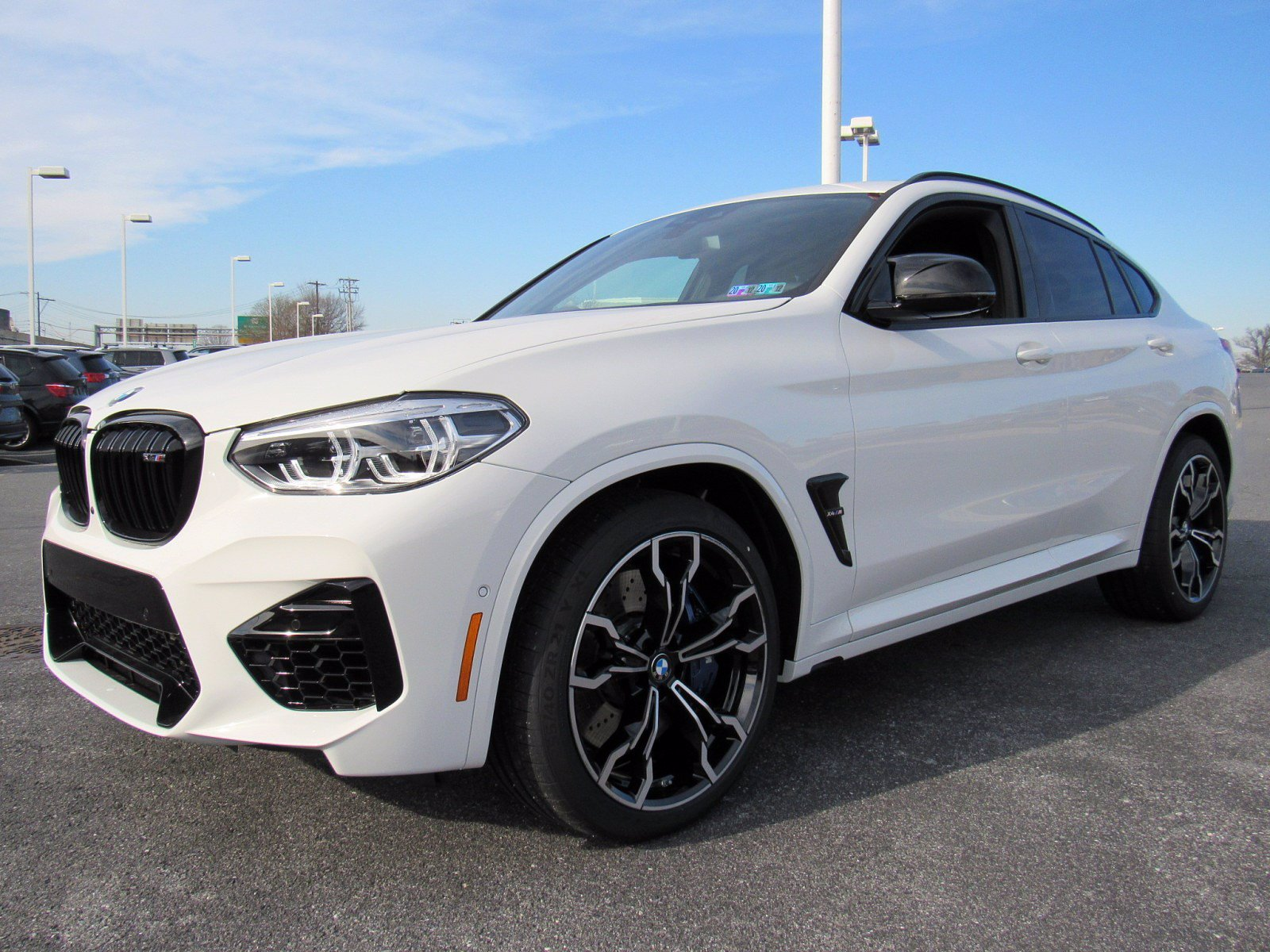 New 2020 BMW X4 M Competition