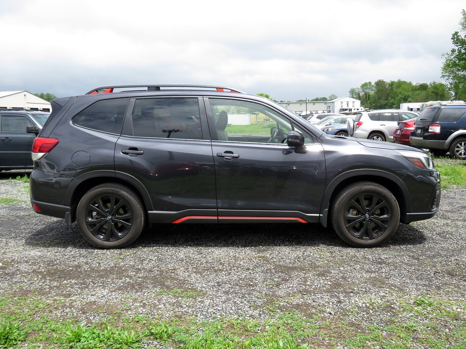 Pre-Owned 2019 Subaru Forester Sport