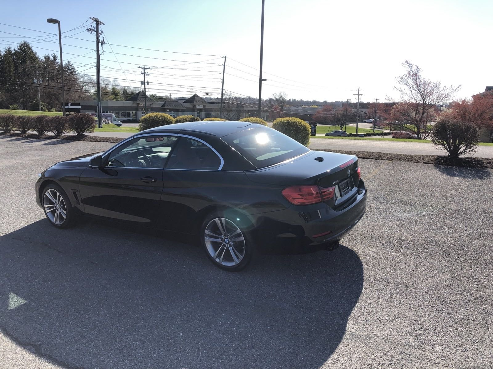 Certified Pre-Owned 2017 BMW 4 Series