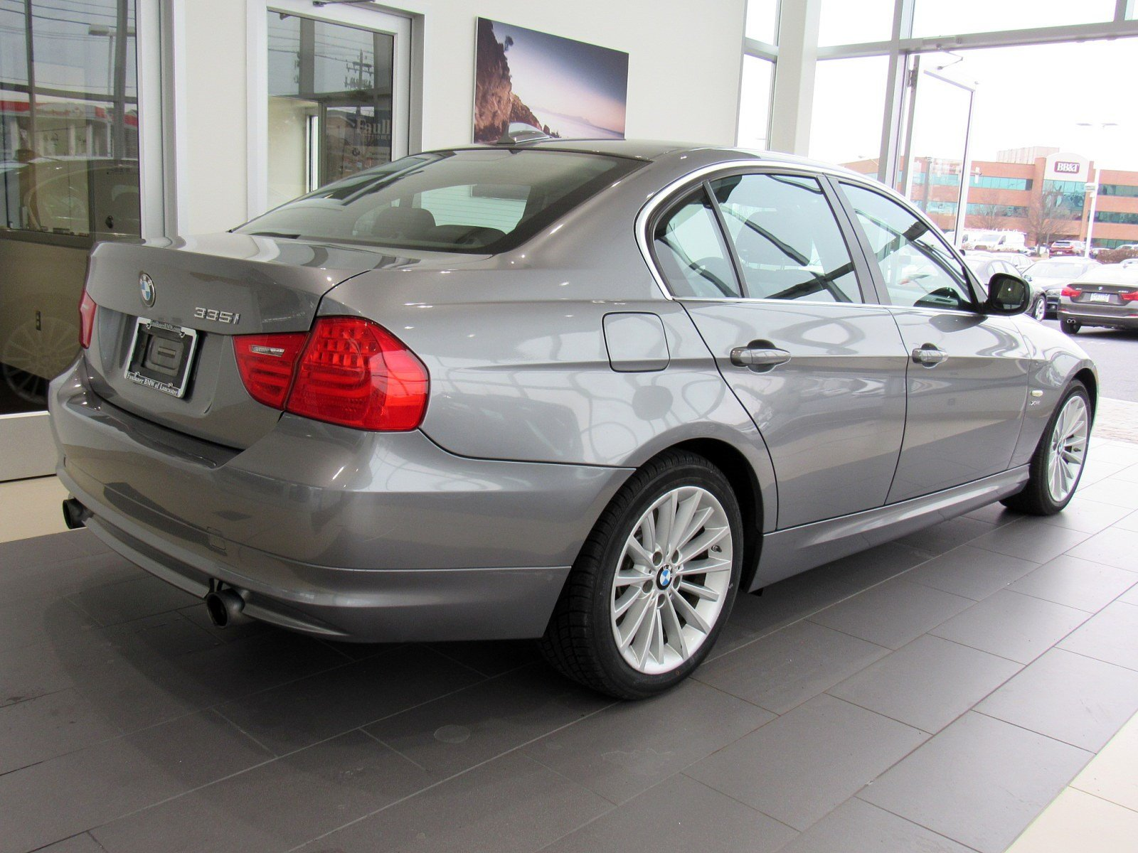 Pre-Owned 2011 BMW 3 Series 335i xDrive