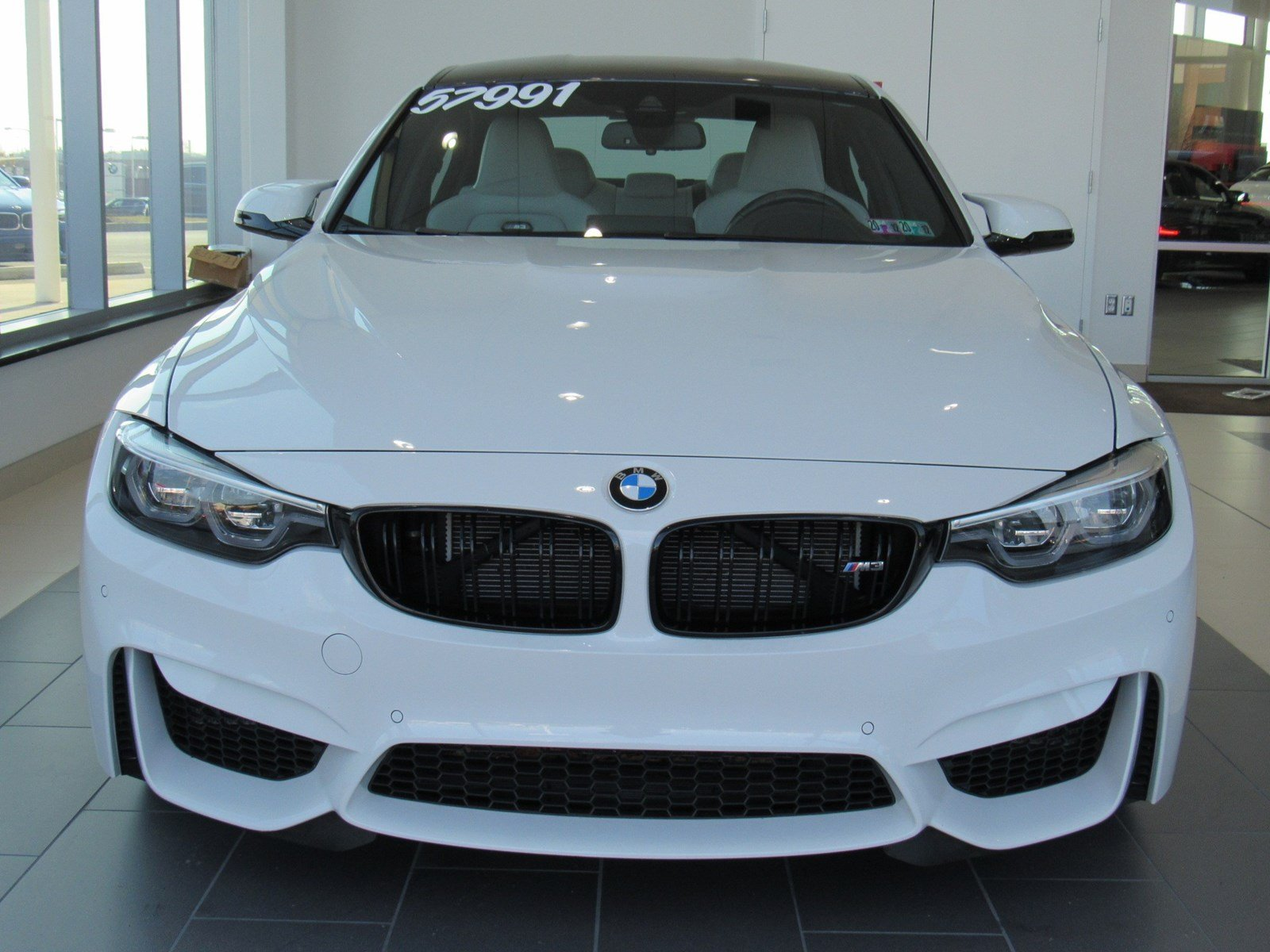 Pre-Owned 2018 BMW M3 18TN