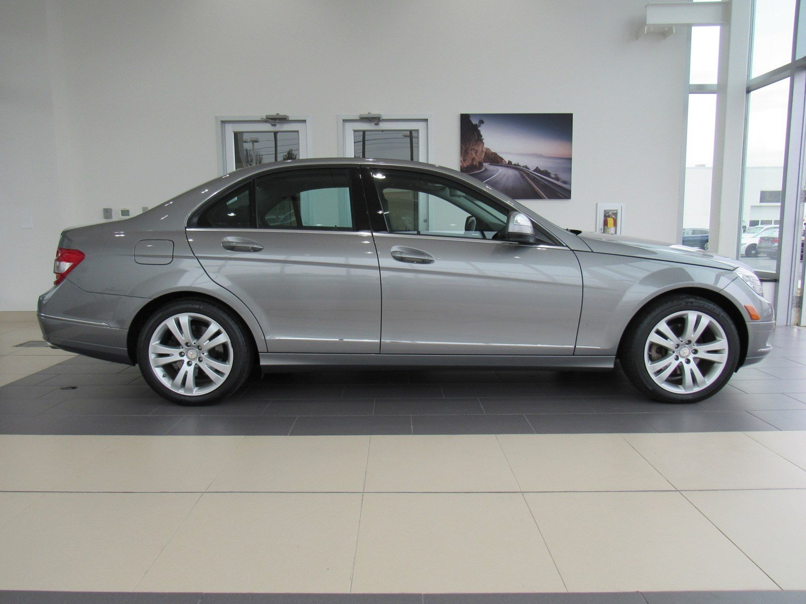 Pre-Owned 2008 Mercedes-Benz C-Class 3.0L Sport