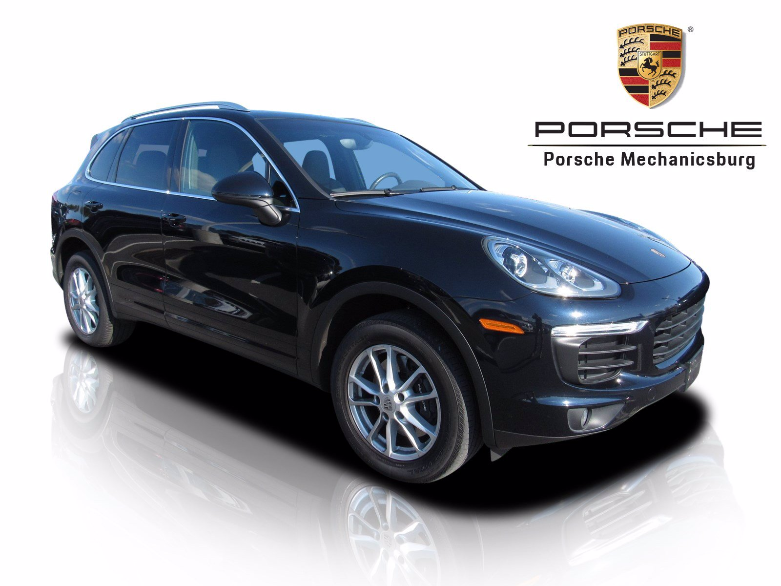 Pre-Owned 2017 Porsche Cayenne Base