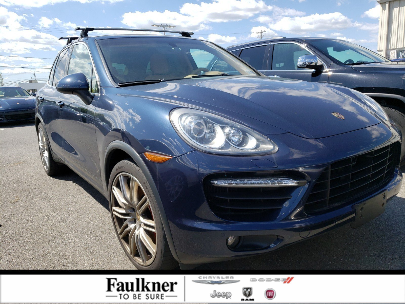 Pre-Owned 2013 Porsche Cayenne Turbo