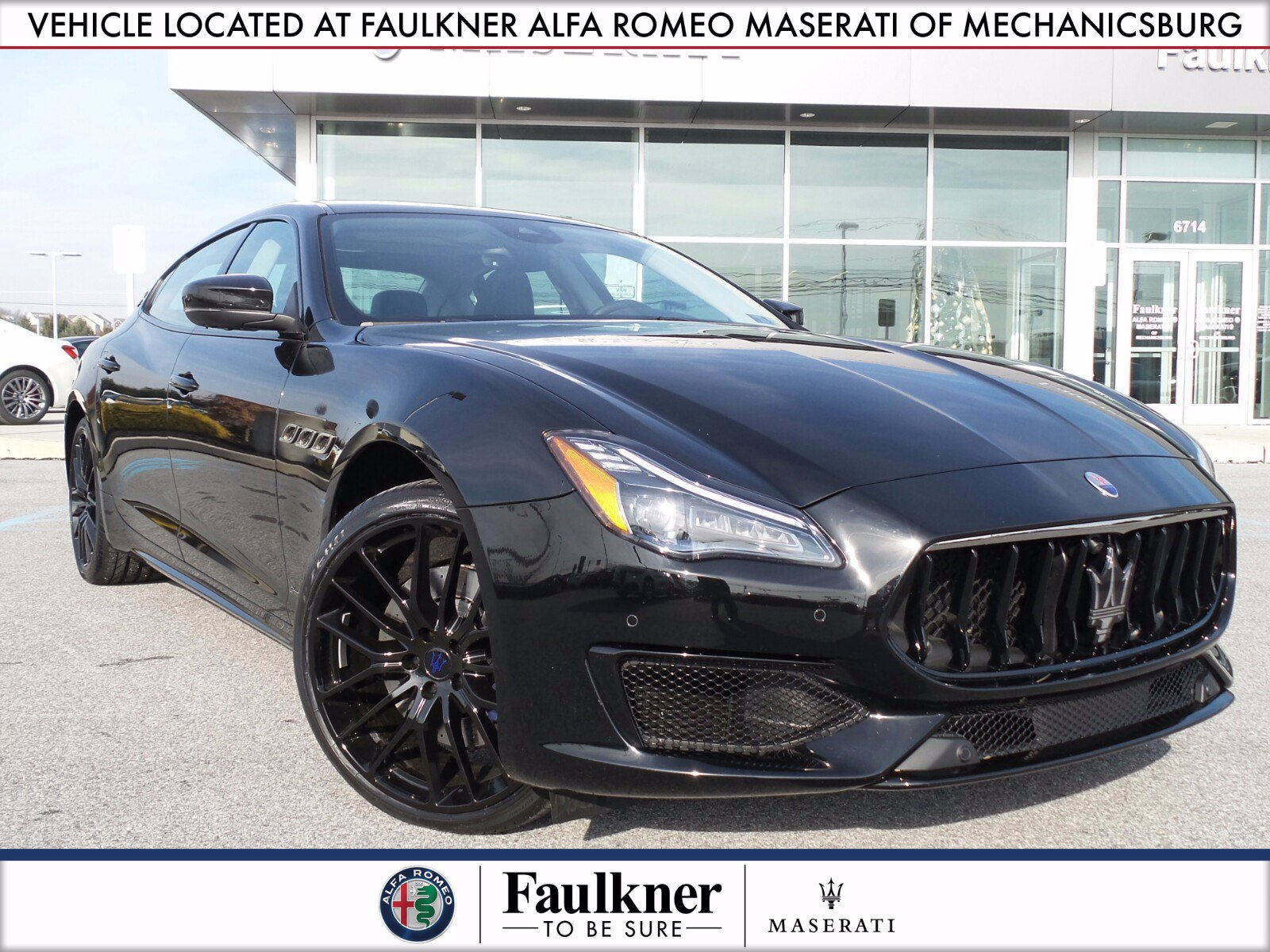 Pre-Owned 2018 Maserati Quattroporte S Q4 GranSport