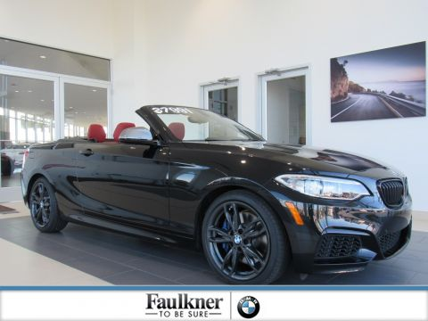 Certified Pre-Owned 2017 BMW 2 Series M240i xDrive