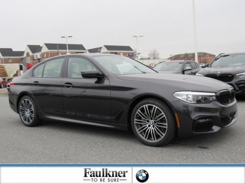 New 2020 BMW 5 Series 540i xDrive